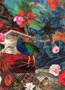 Takahe Collage Masami Akita